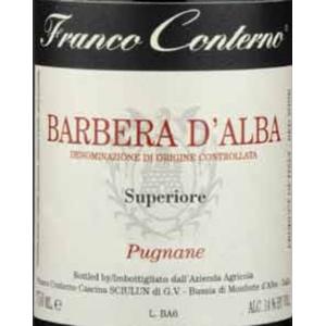 Franco Conterno Barbera d'Alba Superiore Italie