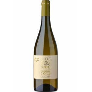 Clos Mont Blanc Chardonnay Witte Wijn Spanje