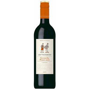 Les Vignerons Grenache Pinot Noir Rood Frankrijk