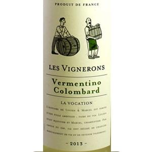 Les Vignerons Vermentino Colombard Wit Frankrijk
