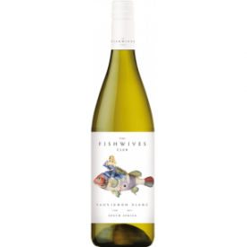 Fish Wives Club Sauvignon Zuid Afrika