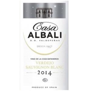 Albali Verdejo Sauvignon Blanc Spanje