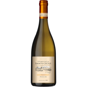 Domaine De Sainte Cecile Chardonnay Frankrijk