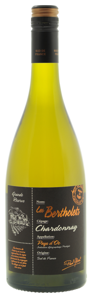 Bertholets Grande Reserve Chardonnay